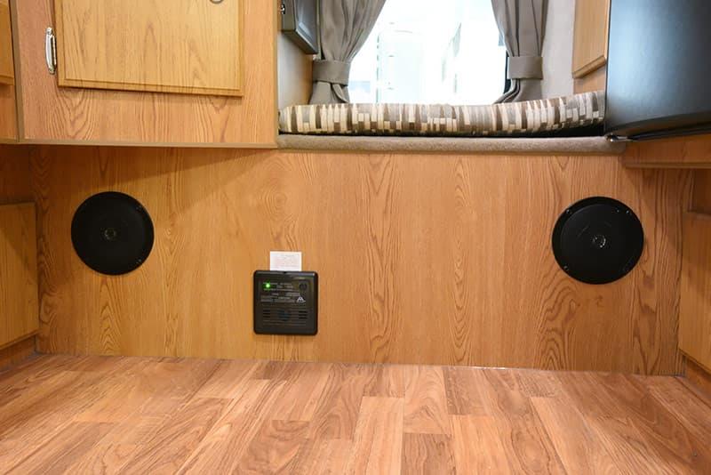 Northstar 650SC music speakers and detectors