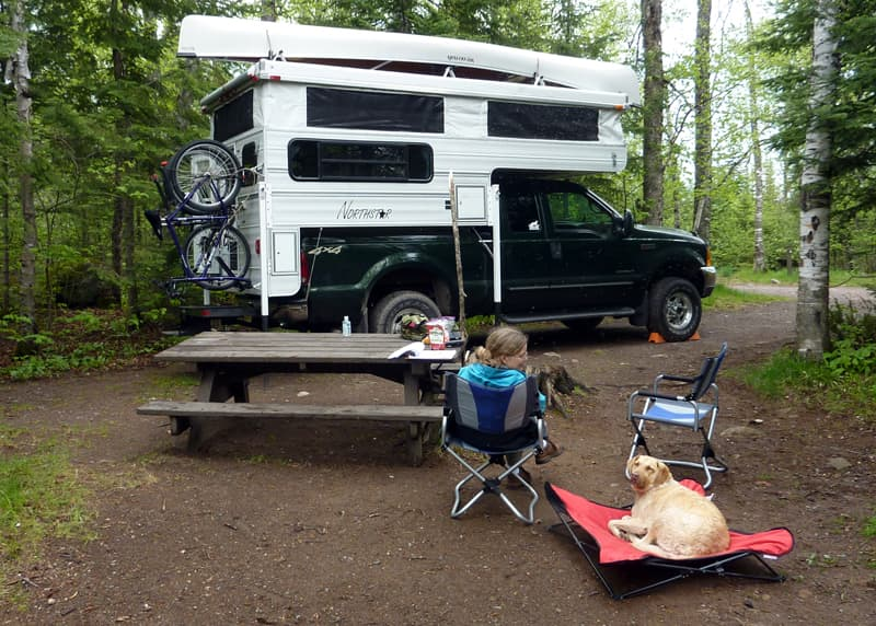 Northstar 850SC With Canoe On Roof