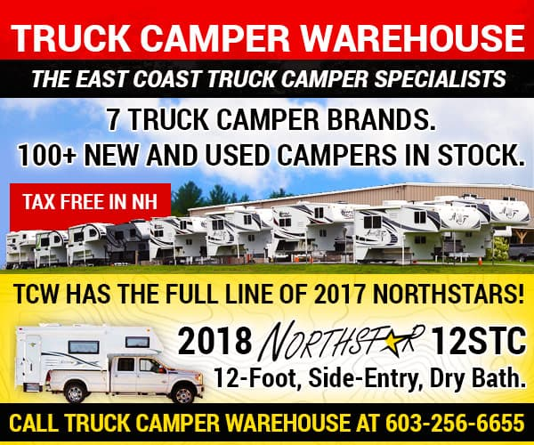 Northstar Truck Camper Warehouse 2018