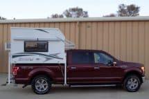 2017 Northstar Vista truck camper exterior