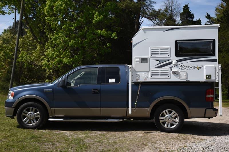 Northstar caboverless camper