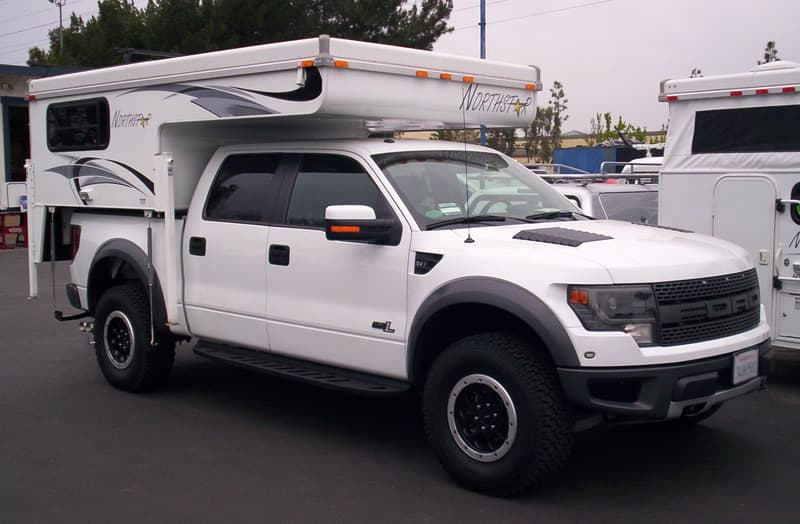 Truck Campers The Go Anywhere Camp Anywhere Tow Anything Rv
