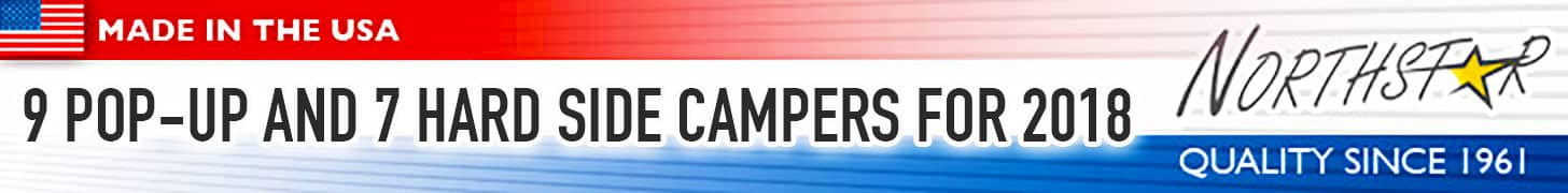 Northstar truck camper 2018