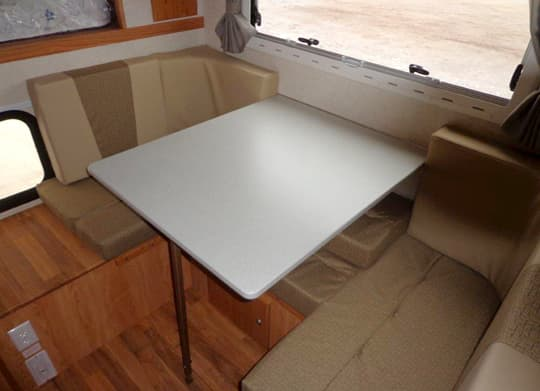 Northstar-12sTc-dinette-table