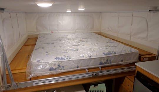 Northstar 650sc Short Bed Pop Up Truck Camper