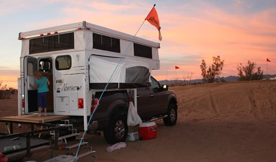 Cabover Camper For Sale >> Off-Grid With The Kids - Truck Camper Magazine