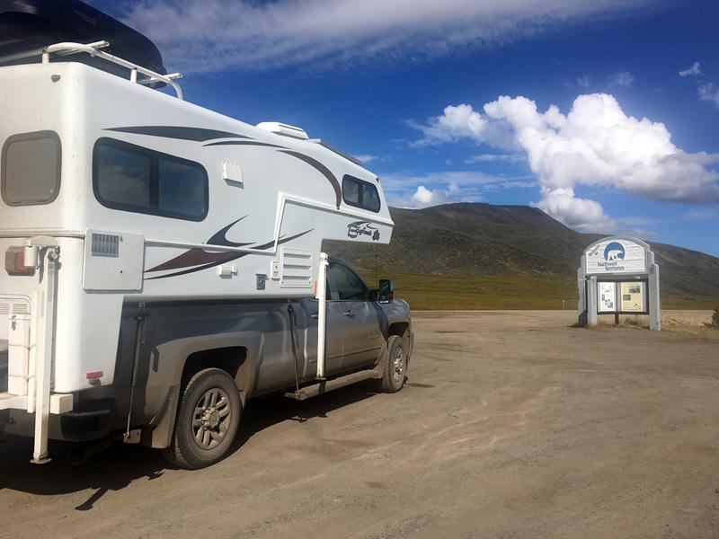 Northwest Territories Border