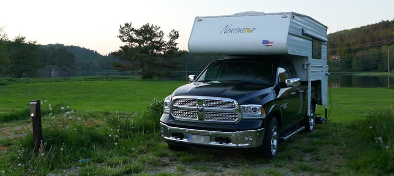Ram and Northstar Liberty in Norway