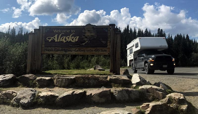 Obligatory Picture Alaska Sign