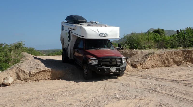 Off Roading Baja Sur Mexico