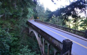 Highway 30 in Oregon 2015