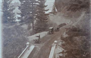 Old Highway 30 in Oregon 1931