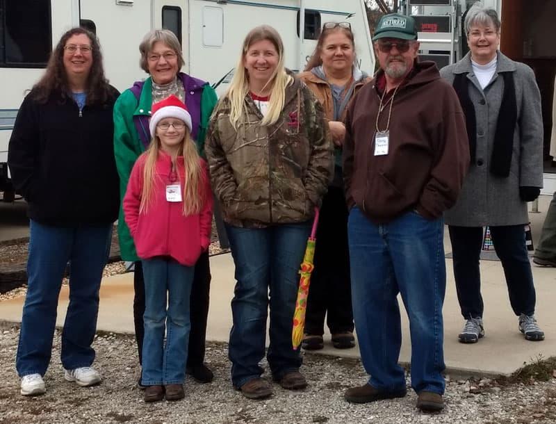 Open House Rig Day in Branson, Missouri