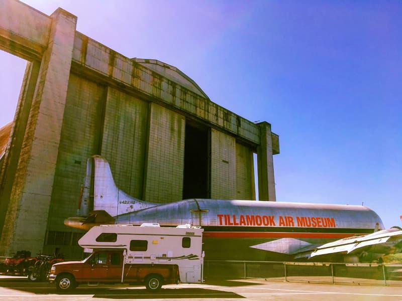 Oregon Tillamook Air Museum