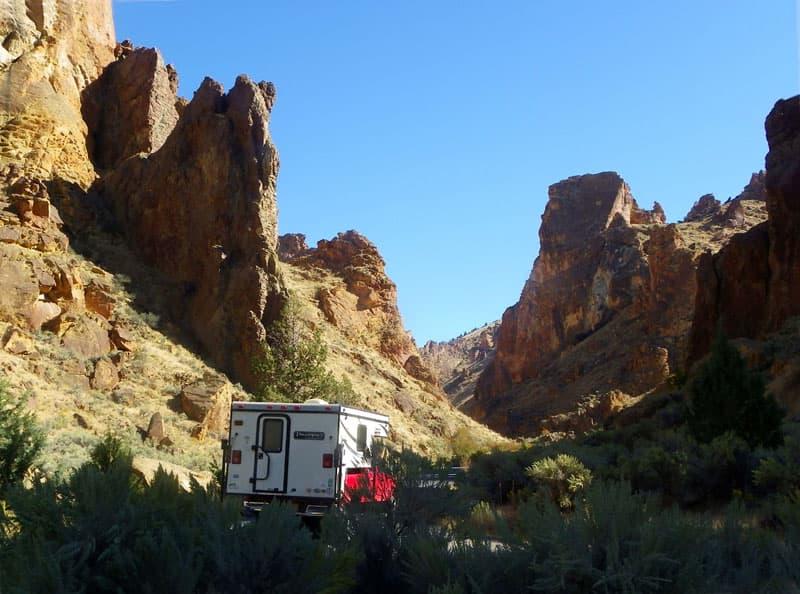 Exploring Oregon's Leslie Gulch