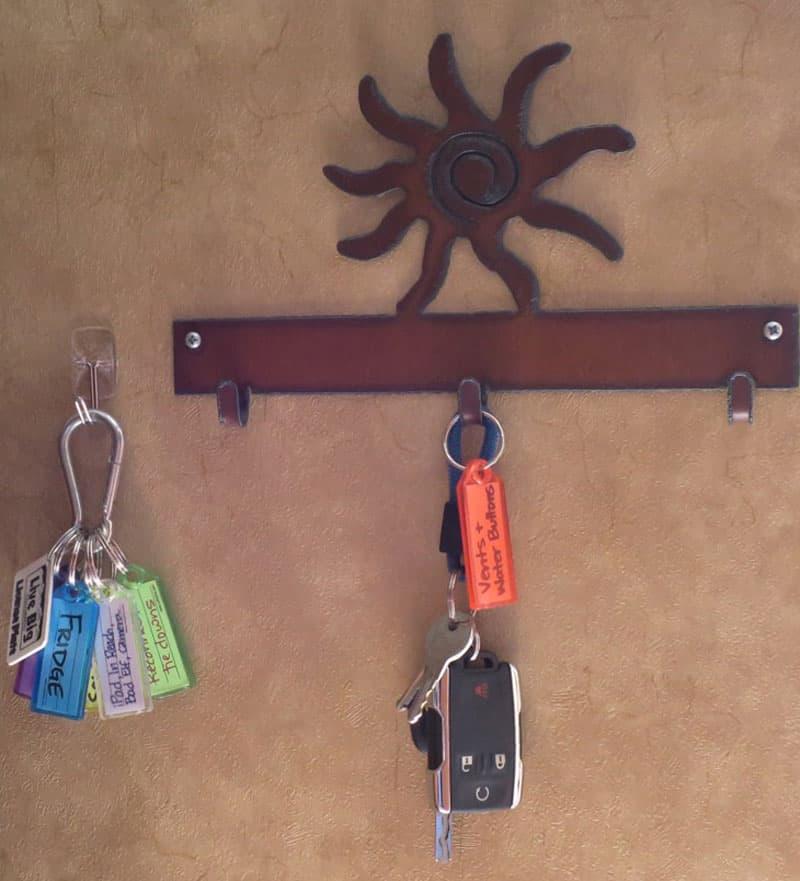 Organizational Camper Tag System