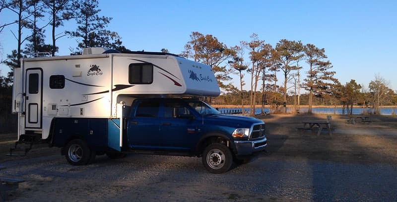 Outer Banks Camping OBX RV Park