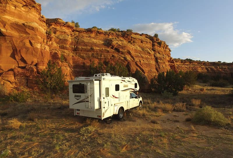 Outside Magazine Santa Fe Camper Video