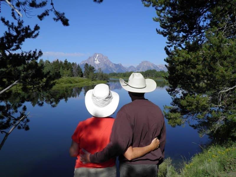 Oxbow Bend Snake River Grand Tetons