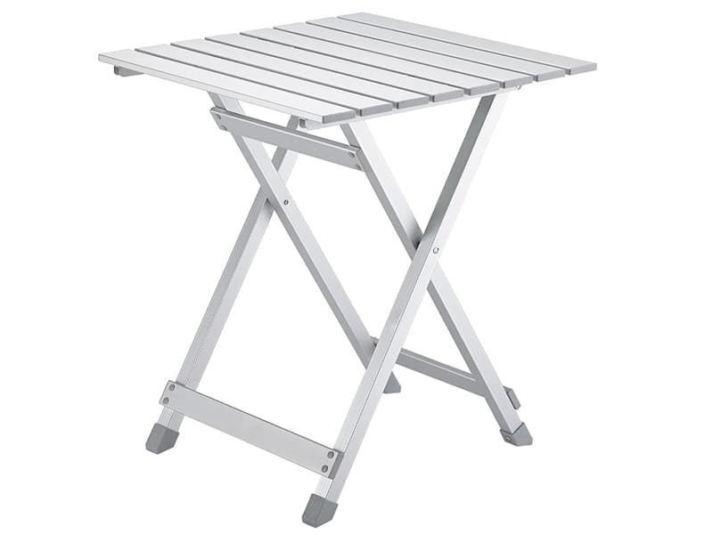 Ozark Trail Aluminum Roll Top Camp Table