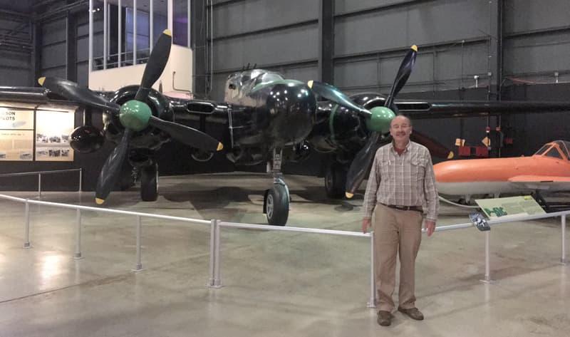 P-61 Black Widow Night Fighter