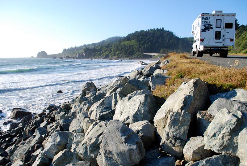 Pacific Ocean Highway 1