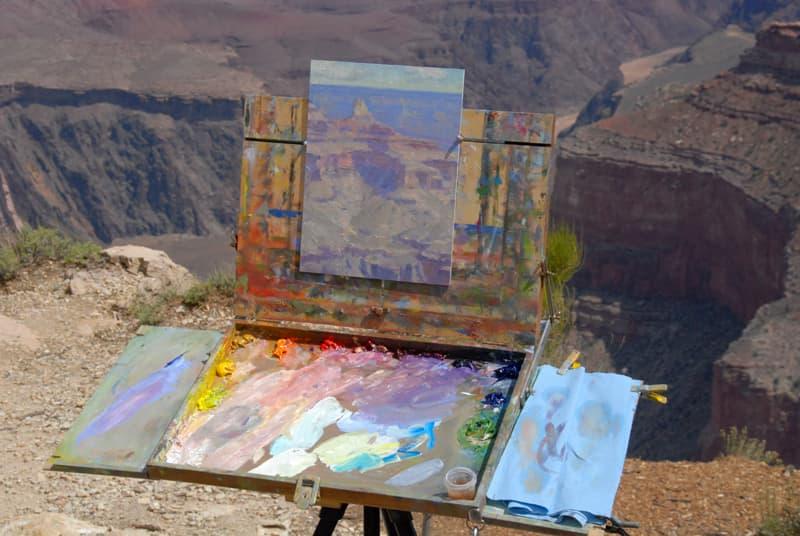 Paint Grand Canyon