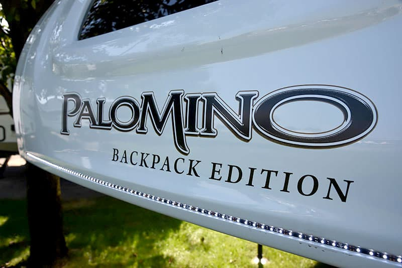 Palomino Backpack Edition Camper
