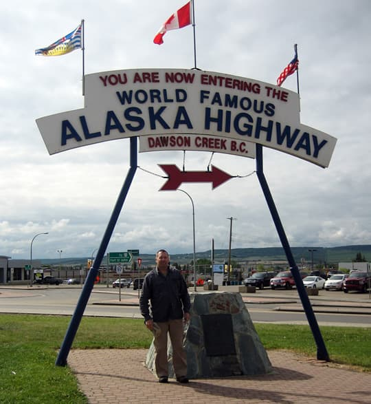 Alaska-highway-dawson-creek