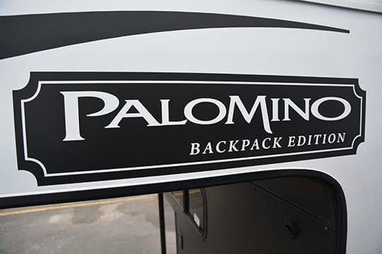 Small Truck Campers >> 2014 Palomino SS-600 Backpack Edition Review