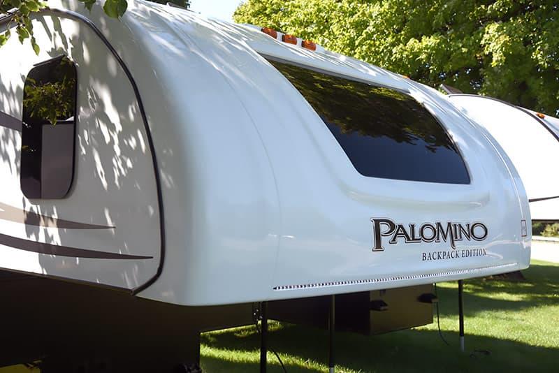 Palomino HS-2901 optional windshield