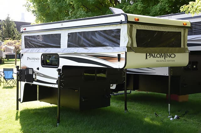 Palomino Pop-Up Camper Buyers Guide - Truck Camper Magazine