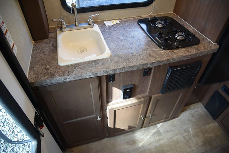 Palomino SS-550 kitchen counter top