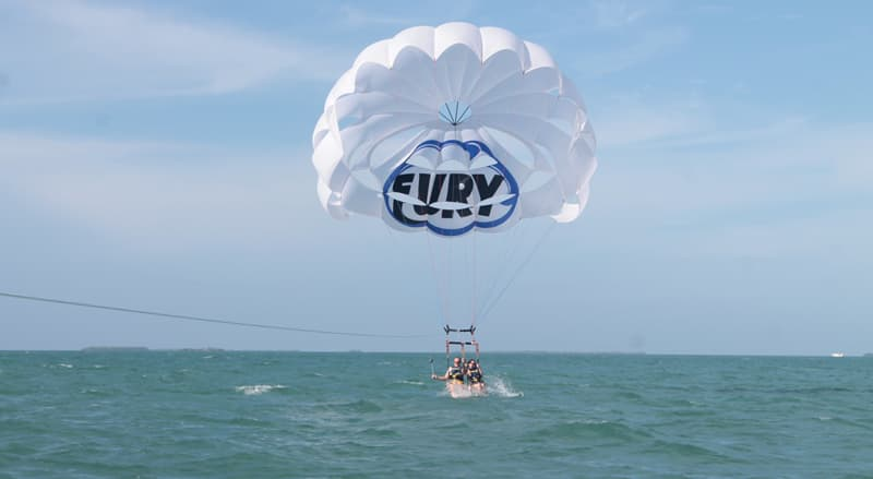 Parasailing Key West, Florida