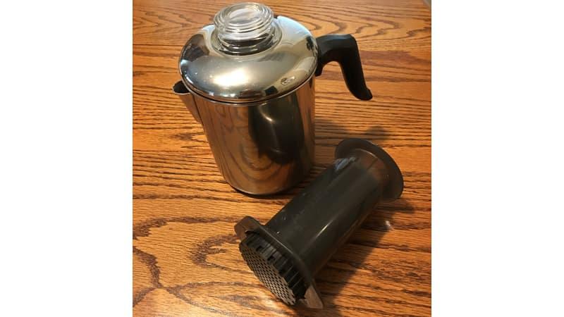 Percolator For Coffee