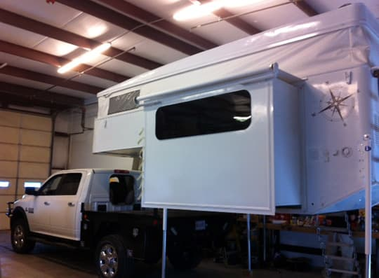Flatbed-Slide-Out-Popup-build-rig