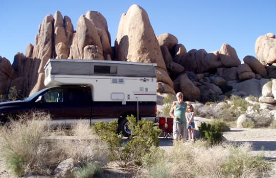 National-Parks-Camper-Joshua-Tree-Twentynine-Palms-California