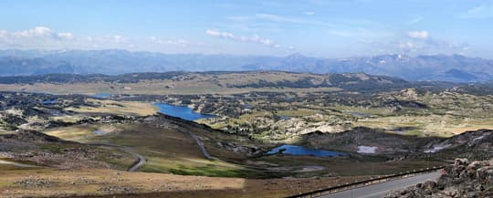 Wyoming-Beartooth-Summit-View