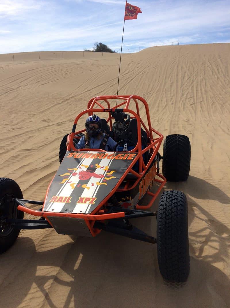 Dune buggy Pismo Dunes California