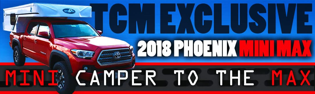 Phoenix Mini-Max Camper