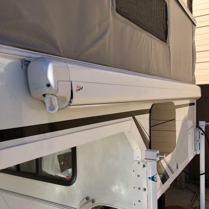Phoenix Mini Max awning