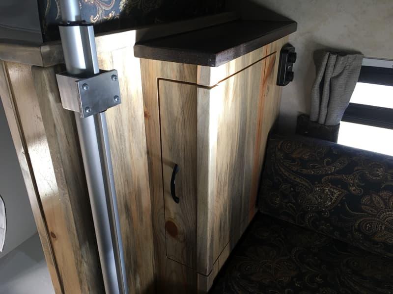Phoenix Mini Max cabinet closed