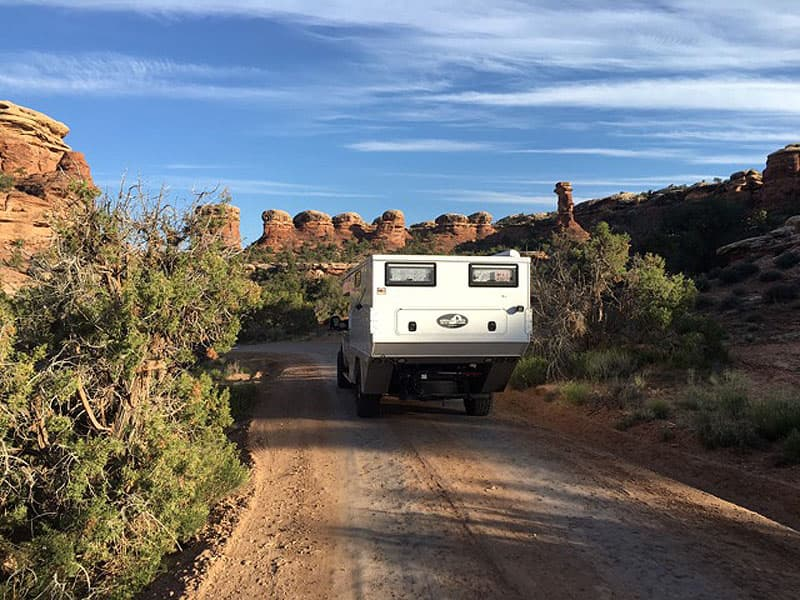 Off Road in Canyonlands, Utah