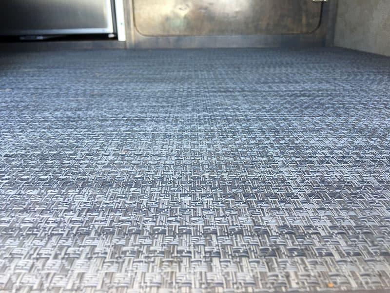 Phoenix flatbed vinyl flooring