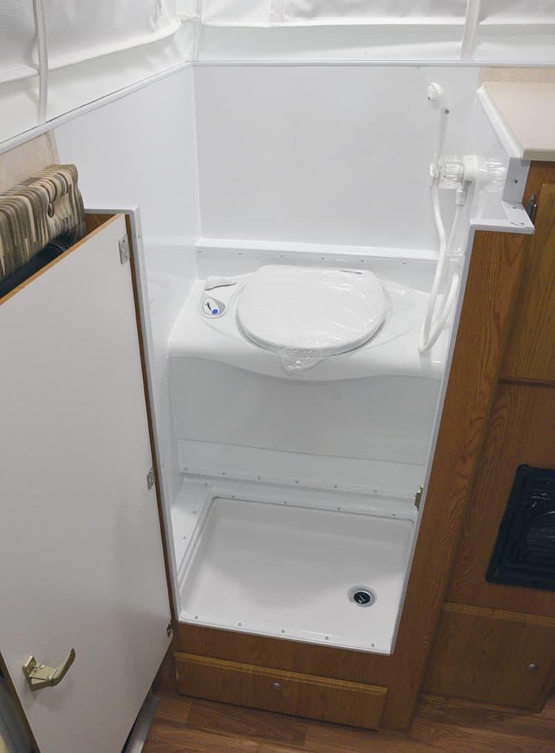 Northstar 650SC cassette toilet