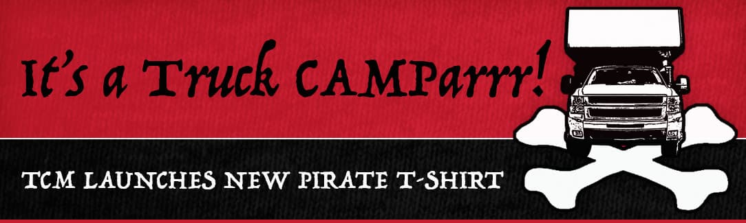 Pirate t-shirt announcement