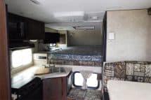 Polar 860 Rugged Mountain interior