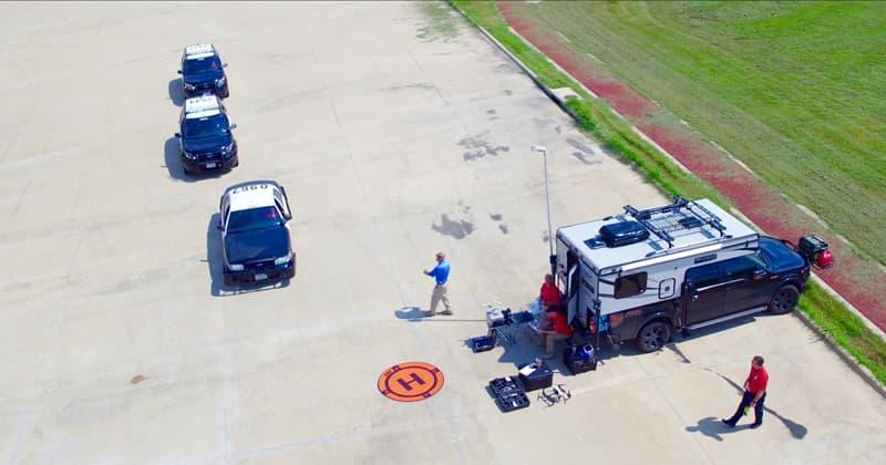Police Training Drones