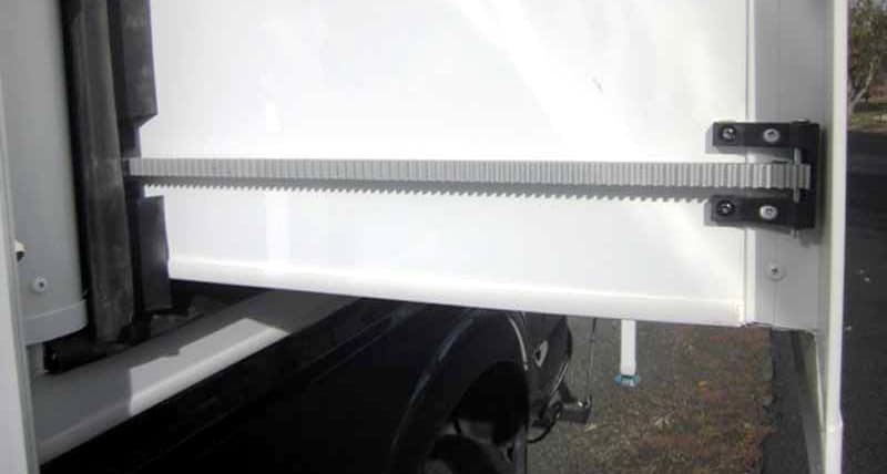 Power Gear Slim Rack slide system