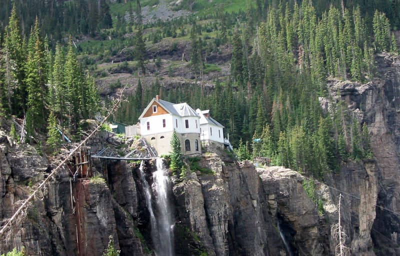 Power plant Black Bear Pass